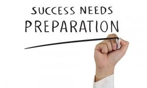 Success Needs Preparation